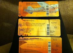 Love this idea!!!! If you are with a pilot is an awesome wedding invitation!