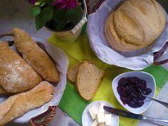 Ricette e Segreti in Cucina : La bontà del pane.