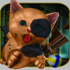#Popular #Game : CATS : Crazy Ninja Kitty Simulator by MegaVision http://www.thepopularapps.com/apps/cats-crazy-ninja-kitty-simulator