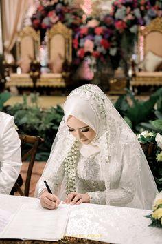 Javanese Wedding, Akad Nikah, Palembang, Event Styling, Candid, Dan, Fashion, Moda, La Mode