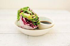 Julie & Kittee: Recipe: Easy-Peasy Veggie Spring Rolls!