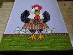 Lu Artes e Artesanatos: Fofura esta galinha Pintadinha!!!!