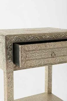 pressed metal furniture. Magical Thinking Pressed Metal Table - Urban Outfitters Furniture E