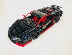 Lamborghini Gallardo, Lamborghini Diablo, Cool Lego, Awesome Lego, Lego Racers, Lamborghini Centenario, Lego Models, Lego Projects, Lego Moc