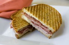 An easy to make grilled sandwich that highliughts great Italian flavors on our classic Country White Sourdough Loaf.