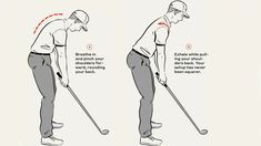 A good golf swing begins with your setup, but most golfers suffer from some kind of imbalance at address. Use this tip to find your balance. Oregon Ducks Football, Ohio State Football, American Football, Stress On The Body, Golf Images, Volleyball Tips, Physical Stress, Perfect Golf, Get Your Life