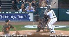 Miguel Cabrera's fantastic plate coverage