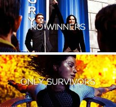 There are no winners... Only Survivors.