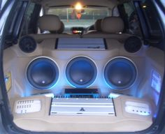Mosconi Gladen Dsp6to8 audio Mobil sound processor
