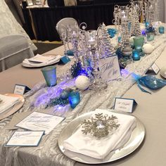 Frozen - winter wedding design palette - bridal show - wedding expo - waterloo, Ontario - snowflakes - favours - guest favors - silver - blue - turquoise - wedding decorations - wedding decor - ontario wedding planner - stationary - design - icicles - bling - wedding decorator - canada Waterloo Ontario, Design Palette, Stationary Design, Wedding Decorations, Table Decorations, Bling Wedding, Bridal Show, Favours, Wedding Designs
