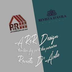 A R&R Design também faz parte da nossa rede de parceiros! Entre em contato conosco e faça parte você também 19 3329-7741 ou 9.8202-7373