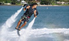 Groupon - $ 149 for a Jetlev Water-Powered Jetpack Flight Experience from Seabreeze Water Sports ($ 299.99 Value). Groupon deal price: $149.00
