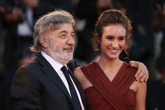 'L'Intrepido' Premiere - The 70th Venice International Film Festival - Gianni Amelio and Livia Rossi