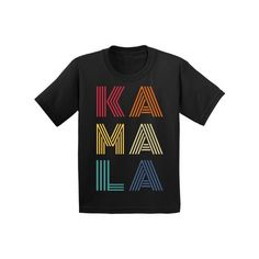 Kamala T shirt. Kamala Harris, Colorful Shirts, Pictures, Mens Tops, T Shirt, Style, Photos, Supreme T Shirt, Swag