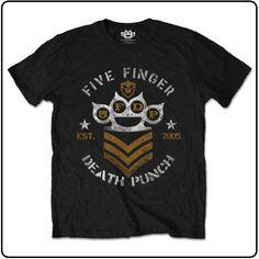 Five Finger Death Punch - Chevron