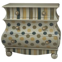 I pinned this Cirque Chest from the Sweet Suites event at Joss and Main!