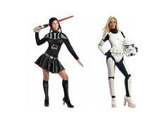 superherocostumesusa.com: - NEW Star Wars Ladies' Costumes