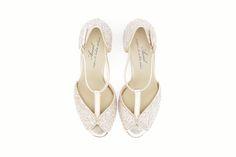 Matrimonio in stile nordico - geometrico Anniel shoes