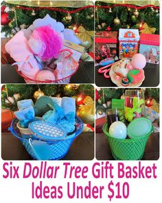 * Maria's Self *: Dollar Store Last Minute Christmas Gift Ideas for Cheap - Gift Baskets from Dollar Tree: Spa, Facial, Pedicure / Feet, Family Time, Kitchen and Lush.
