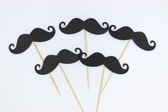 Little Man Black Moustache Cupcake toppers decoration for Baby Shower Kids Birthday party favors Decoration Supplies  //Price: $7.49 & FREE Shipping //     #babyshowerdeals #design #ideas #babies #baby #babygirl #babyboy #babyroom #gift #baloons #babyshower