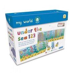 My World - My 123 Under The Sea