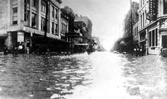 """Photos of Houston floods from early 1900s prove natural disasters not caused by so-called """"climate change"""" – NaturalNews.com"""