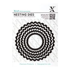 Docrafts Nesting Dies, Scalloped Circle (Pack of 5) docrafts https://www.amazon.co.uk/dp/B00838RZS6/ref=cm_sw_r_pi_dp_x_V5VLyb57SF13C