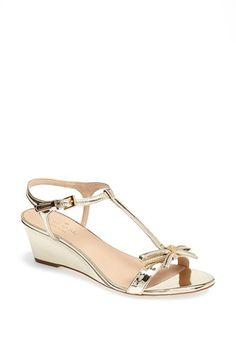 78ebc6e02850 kate spade new york  donna  wedge sandal