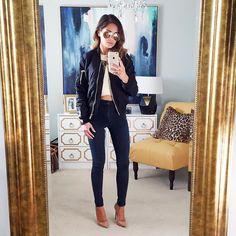 """1,464 Likes, 37 Comments - Maria Vizuete (Mia Mia Mine) (@miamiamine) on Instagram: """"Weekend wear. The weather was perfect today! @liketoknow.it www.liketk.it/2dZ8f #liketkit…"""""""