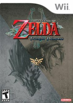 The Legend of Zelda: Twilight Princess (Nintendo), GameCube (Wii version shown); GameCube version was released in Dec 2006, & was the last Nintendo-published game for the system, as well as the final official GC game released in Japan. Focuses on Link who tries to prevent Hyrule from being engulfed by the Twilight Realm. He takes the forms of both a hylian & wolf, & is assisted by a mysterious creature named Midna. received perfect scores with GC version 96 and Wii version 95 on Metacritic.