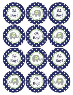 Baby Shower Decorations - Great