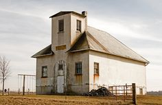 Old Amish church in Ohio