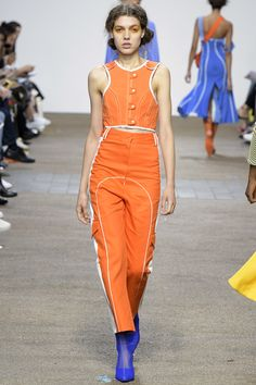 Fashion East Spring 2017 Ready-to-Wear Collection Photos - Vogue