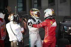 メルセデス:優勝したフェラーリを称える / F1オーストラリアGP  [F1 / Formula 1]