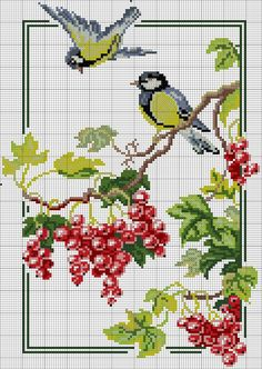 Thrilling Designing Your Own Cross Stitch Embroidery Patterns Ideas. Exhilarating Designing Your Own Cross Stitch Embroidery Patterns Ideas. Cross Stitch Fruit, Cross Stitch Cards, Cross Stitch Animals, Cross Stitch Flowers, Cross Stitching, Cross Stitch Embroidery, Embroidery Patterns, Butterfly Cross Stitch, Cross Stitch Designs