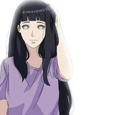 Hinata Hyuuga ❤️❤️❤️ Long hair
