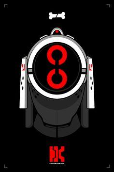 Mass Effect Cerberus Fan Art - Fenris Mech Dog - Game Rant