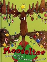 read the book Mooseltoe and do the activity with them from this site. Great Seeds Book