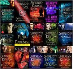 "Awsome Paranormal Romance Books!!! The latesr ""McReive""  is sexy, awesome"