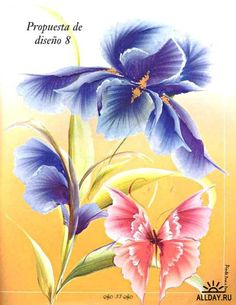 Las pinceladas de Luz Angela Vera » ALLDAY - народный сайт о дизайне