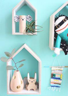 little house shelves from baba souk...
