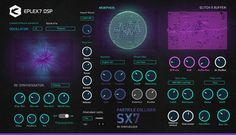 Experimental fx synthesizer Particle Collider is hybrid VSTi plug-in that creates modern sci-fi FX sounds, Atmospheric pads, Psychedelic FXs Particle Collider, Fx Sound, Experimental Music, 32 Bit, Video Film, Office Phone, Electronic Music, Landline Phone, Futuristic