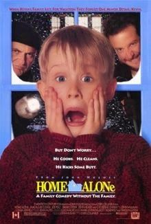 Home Alone (1990) #comedies #movies