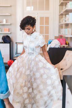 Getting Ready for the Emmys With 'Black-ish' Star Yara Shahidi