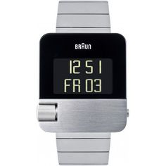 We love the new:  Braun Prestige Me...    Check it out here! http://www.musthaveshoesandmore.com/products/braun-prestige-mens-bn10-digital-watch-in-stainless-steel?utm_campaign=social_autopilot&utm_source=pin&utm_medium=pin