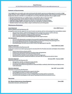 Awesome Best Administrative Assistant Resume Sample To Get Job