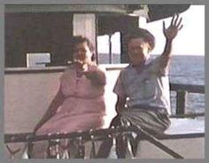 July 12 - 14th, 1956: Elvis was deep-sea fishing in Biloxi, with June. Elvis took his parents deep-sea fishing 7/14.