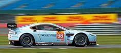 car race panning