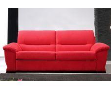 Le presentamos este fantástico sofá cama tres plazas, de estética moderna que se caracteriza por una sentada confortable. Utilizando un mecanismo semiautomático de última generación, sencillo y rápido de convertir en cama y sin necesidad de quitar las almohadas, le dará una mayor facilidad junto a un ahorro de tiempo.