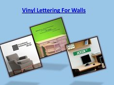 Use of Vinyl Lettering For Walls to develop a decorative floor tile that makes a great gift for every home. A decoration which youngsters may enjoy to see with… Custom Vinyl Lettering, Wall Lettering, Letter Wall, Letters, Vinyl Sayings, Decorative Tile, Wall Decals, Great Gifts, Walls